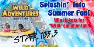 WIN TICKETS TO SPLASH ISLAND!