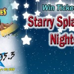 WIN TICKETS TO SPLASH ISLAND NIGHTS!