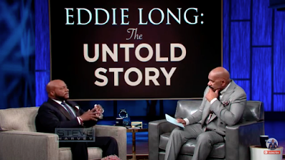 IN CASE YOU MISSED IT: EDDIE LONG OPENS UP TO STEVE HARVEY (VIDEO)