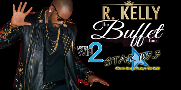 WIN TICKETS TO SEE R. KELLY!