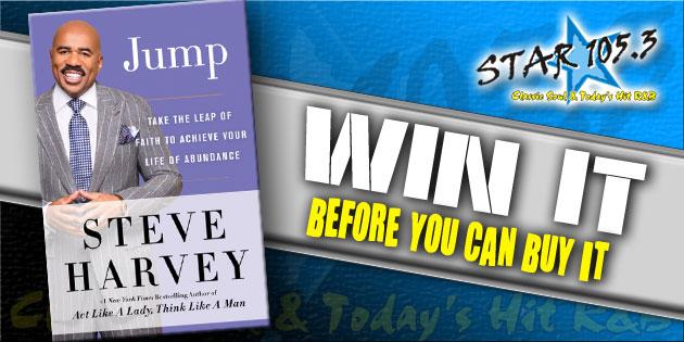 WIN A COPY OF STEVE'S NEW BOOK!