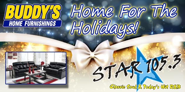 WIN THE HOME FOR HOLIDAYS PRIZE PACK
