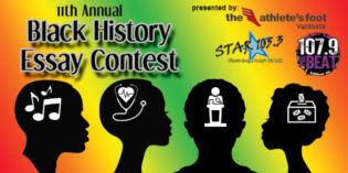 THE ATHLETE'S FOOT 11TH ANNUAL BLACK HISTORY ESSAY CONTEST