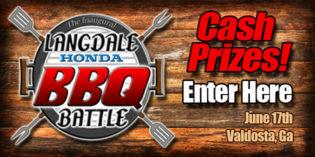 Langdale Honda BBQ Battle