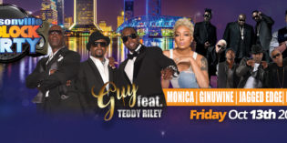 WIN TICKETS TO THE JACKSONVILLE 90'S BLOCK PARTY!