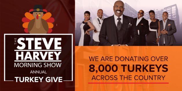 THE ANNUAL SHMS THANKSGIVING TURKEY GIVEAWAY