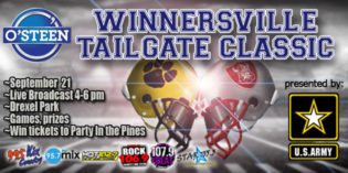 O'Steen Subaru & VW of Valdosta Winnersville Tailgate Classic Presented by Army