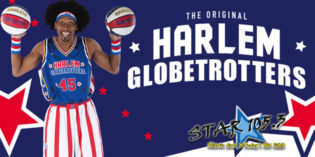 WIN TICKETS TO SEE THE GLOBETROTTERS!