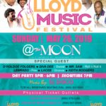 THE LLOYD MUSIC FESTIVAL AT THE MOON