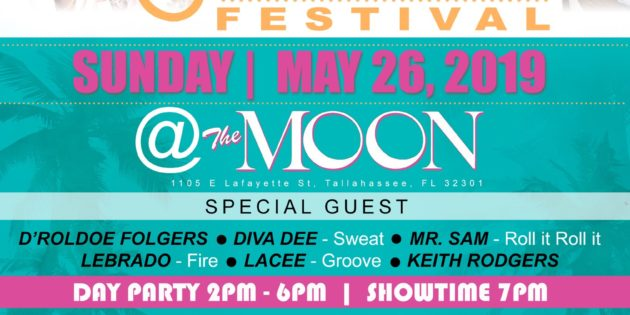THE LLOYD MUSIC FESTIVAL AT THE MOON
