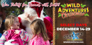 WIN BRUNCH WITH SANTA!