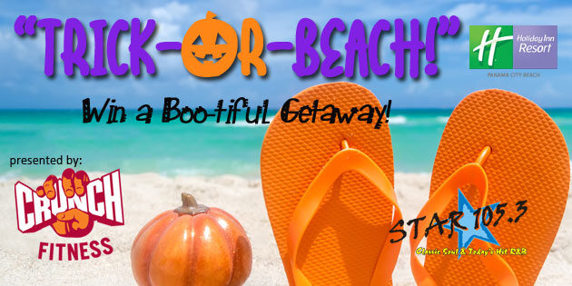 "CONGRATS TO OUR ""Trick-or-Beach"" WINNERS!"