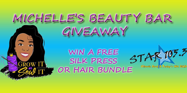 SIGN UP NOW TO WIN WITH MICHELLE'S BEAUTY BAR!